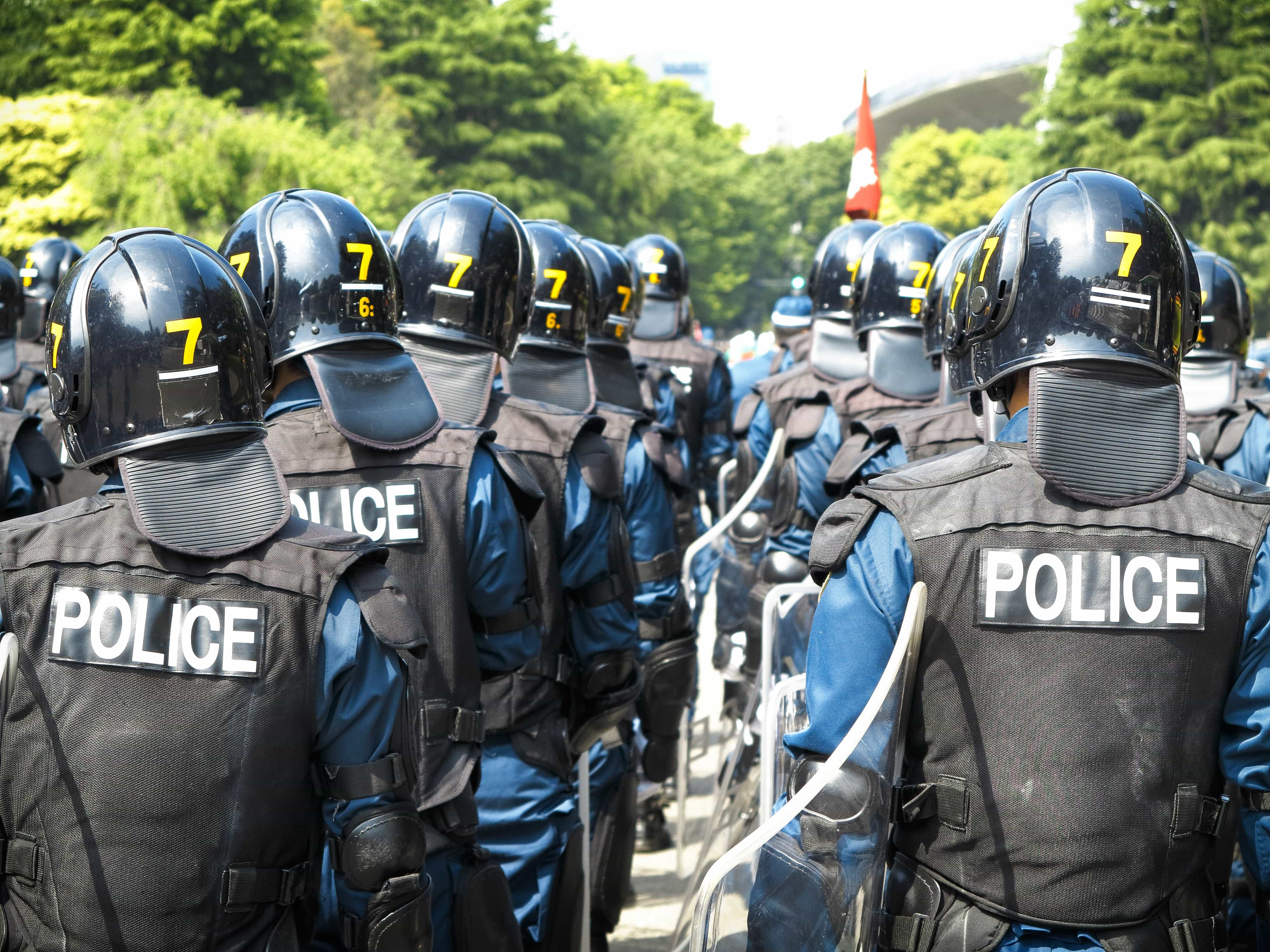 Creation of a Franco-Swiss police operational brigade to